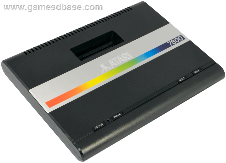 Atari 7800 | DeHipGahn Gaming
